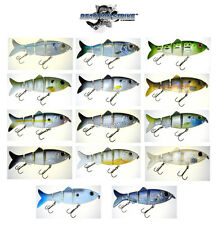 "REACTION STRIKE REVOLUTION SHAD SWIMBAIT 9"" (23 CM) SLOW SINKING various colors"