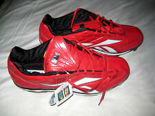 Reebok High N Tight  Hex Low MLB Authentic Play-Dry Baseball Cleats-NWOB- 13