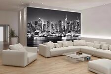 Photo Wallpaper mural New York City Manhattan skyline