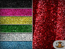 """Sequin Confetti Stretch Fabrics / 58"""" Wide / Sold by the yard"""