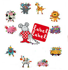 Label-Label Comforter tags Blanket Blankie Comfort Labels Toy Lots to choose