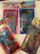 UNIVERSAL ICE PACK - ASSORTED DISNEY STYLES - NEW IN PACKAGE