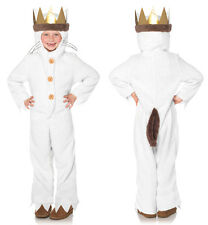 Boys Where The Wild Things Are Max Halloween Costume
