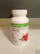 HERBALIFE INSTANT HERBAL TEA BEVERAGE 100g - Original or Peach **Free Shipping**