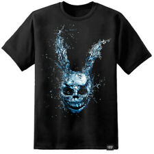 DONNIE DARKO T SHIRT - CULT CLASSIC FRANK RABBIT HEAD (S-3XL) SPARKLE MOTION