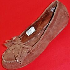 NEW Women's UNIONBAY NICOLE Brown Slip On Flats Loafers Fashion Casual Shoes