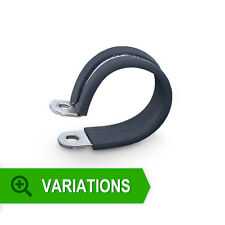 Rubber Lined Hose P Clamps - Pipe Clips Fastenings