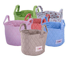 Minene Small Storage Basket- the perfect solution for storage of little things!