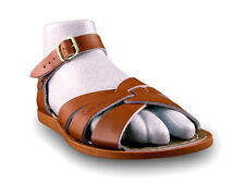 Ladies Adult Saltwater Sandal - Tan
