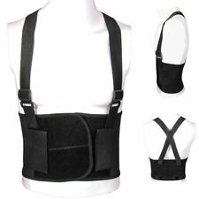 Industrial Back Support Belt Breathable Lumbar Bracke Work Weightlifting M/L/XL