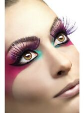 Adult Glam Eyelashes Various Designs New Party Fancy Dress Fashion BN