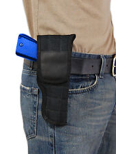 Barsony OWB Belt Flap Gun Holster for Taurus Full Size 9mm 40 45 Pistols
