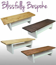 SHABBY CHIC WOODEN RUSTIC CHUNKY PLANK BEAM SLEEPER PINE COFFEE TABLE , TV STAND