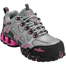 NAUTILUS Womens Size 8 M Composite Toe Safety Shoes New 1851 S