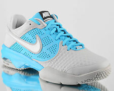 Nike Air Courtballistec 4.1 court ballistec 4 max mens tennis shoes grey blue