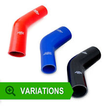 Silicone Rubber Hose 45 Degree Elbow Reducers - Water Coolant Hose Air
