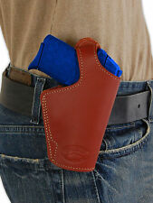 NEW Barsony Burgundy Leather OWB Belt Loop Holster Sig Walther Sm 380 UltraComp