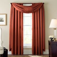 Cindy Crawford Style ARIA ROD POCKET Panel Curtain Drape Light Weight Opaque