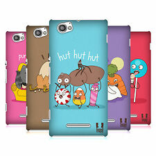 HEAD CASE DESIGNS OPPOSITE DAY BACK CASE COVER FOR SONY XPERIA M C1905 C1904