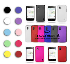 Coque LG Nexus 4 E960 Google Rigide Case Etui Housse Protection Cover+Film Ecran