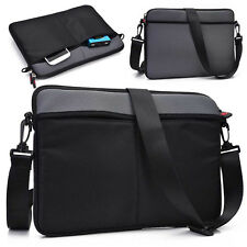 "Kroo E1 Protective Shoulder Messenger Bag Travel Case Cover for 8"" Tablets"