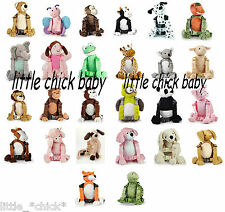 Goldbug Harness Buddy Walking Reins Toddler Child Safety Animal Backpack NEW