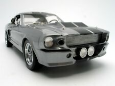 FORD MUSTANG SHELBY GT500 KR ELEANOR type diecast model cars Gone in 60 Seconds