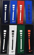 NEW NIKE ELITE DRI-FIT BASKETBALL ARM SHOOTING SLEEVE ASST. COLORS