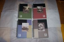 Veteran Car Hardback Desk A5 Notebook - 4 Cars to Choose from - Ringback