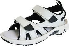 Oregon Mudders Womens Golf Sandal Beige with Replaceable Spikes WCS200MM