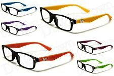 New DG Eyewear Women's Fashion Clear PRESCRIPTION Rx Atractive Glasses  R2024DG