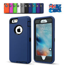iPhone X Tough Armor Heavy Duty Shockproof Case Cover for Apple iPhone 7 8 Plus