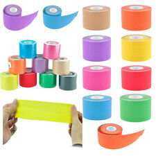 7 Colors Kinesiology Tape Sports Muscles Care Therapeutic Bandage-Top Quality