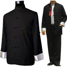 chinese men's kung-fu tai-chi jacket/cost/pants suits size M-XXXL