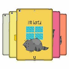 HEAD CASE DESIGNS WILBUR THE CAT CASE FOR APPLE iPAD AIR