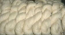 sock yarn Opal Fortissima Schafpate undyed 75%wl 25%nyl ONE UNIT 450y 4 ply100g