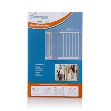 **DREAMBABY STANDARD SAFETY GATE EXTENSION 45CM**