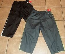 Womens DANSKIN Now TRACK CAPRIS~sz SMALL 4-6 NWT Athletic WORKOUT Cropped Pants
