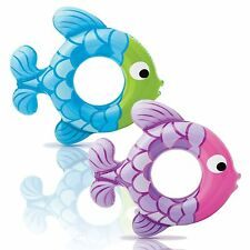 Intex Swim Along Rings Kids Swim Tube Pool Toys