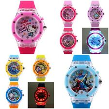 SANRIO KITTY MELODY THOMAS POCCHACO MINNA RUNABOUTS SPARKLING WATCH CHILD WATCH