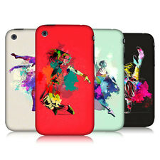 HEAD CASE DANCE SPLASH PROTECTIVE HARD BACK CASE COVER FOR APPLE iPHONE 3G 3GS