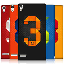 HEAD CASE DESIGNS I AM NUMBER PROTECTIVE BACK CASE COVER FOR HUAWEI ASCEND P6