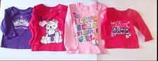 Childrens Place Infant Girls Long Sleeve Shirts Mommy Daddy Various Sizes NWT