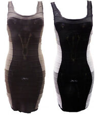 Womens Ladies New Celebrity Style Bandage Bodycon Dress (NL7258) SPECIAL OFFER!