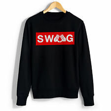 MICKEY SWAG HANDS JUMPER DISOBEY SWEATSHIRT OBEY YMCMB OFWG SWEATER DOPE