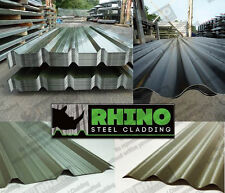 BOX PROFILE & CORRUGATED TIN ROOFING SHEETS FOR GARAGE/WORKSHOP METAL/STEEL ROOF