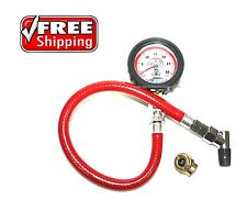 Longacre Tire Pressure Gauge Air Go Kart Racing Lawn Mower RV ATV Goodyear