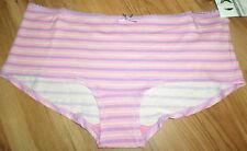 NEW WITH TAGS LADIES LOW RISE SHORTS KNICKERS M&S