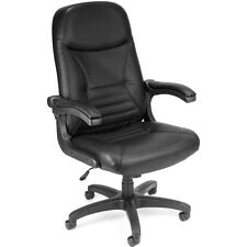 "OFM ""MobileArm"" Executive/Conference Chair Leather"