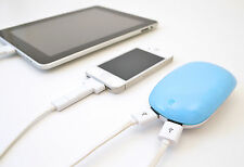 Portable Travel Back Up Charger For iPhone 6 Plus 6 5s 5c 5 4s 4, 5V 1A